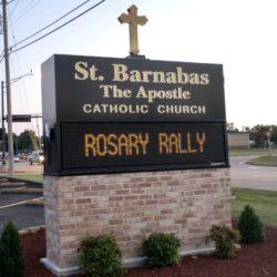 St. Barnabas The Apostle Catholic Church