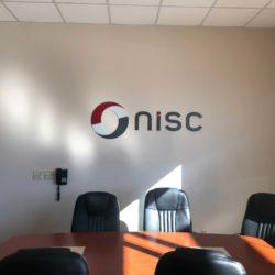 NISC interior signage