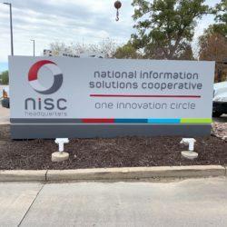 NISC monument