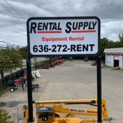 Rental Supply Cabinet